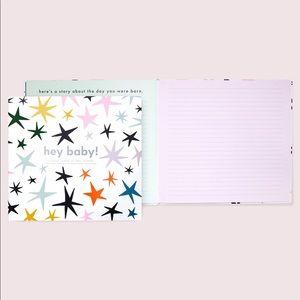 kate spade dancing stars first year baby book
